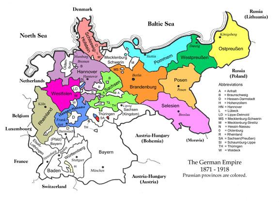 Pomeranian Maps